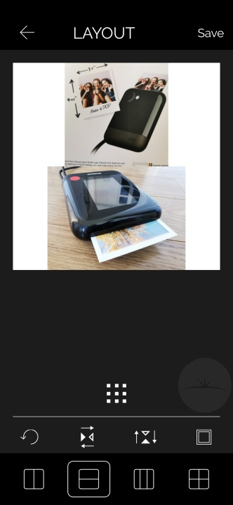 Polaroid Pop - App Editor