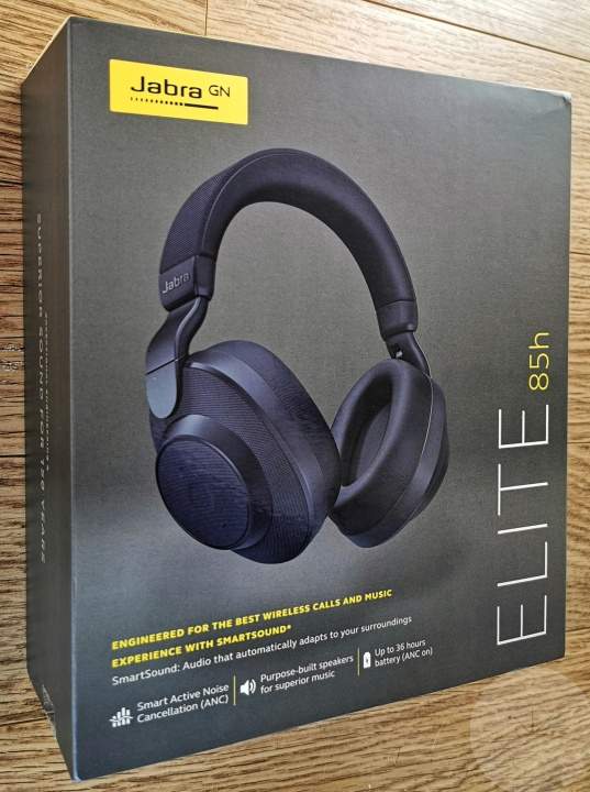 Jabra Elite 85h - Box