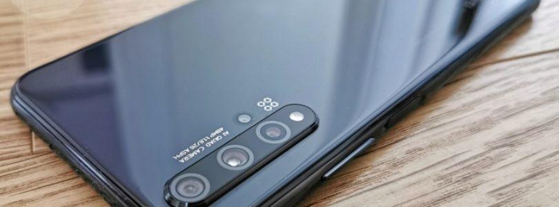Huawei nova 5T - Back