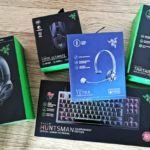 Razer Round Up 2019 Boxes