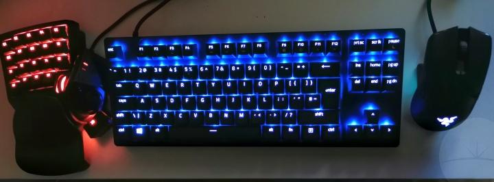 Razer Gaming Keypad, Keyboard and Mouse