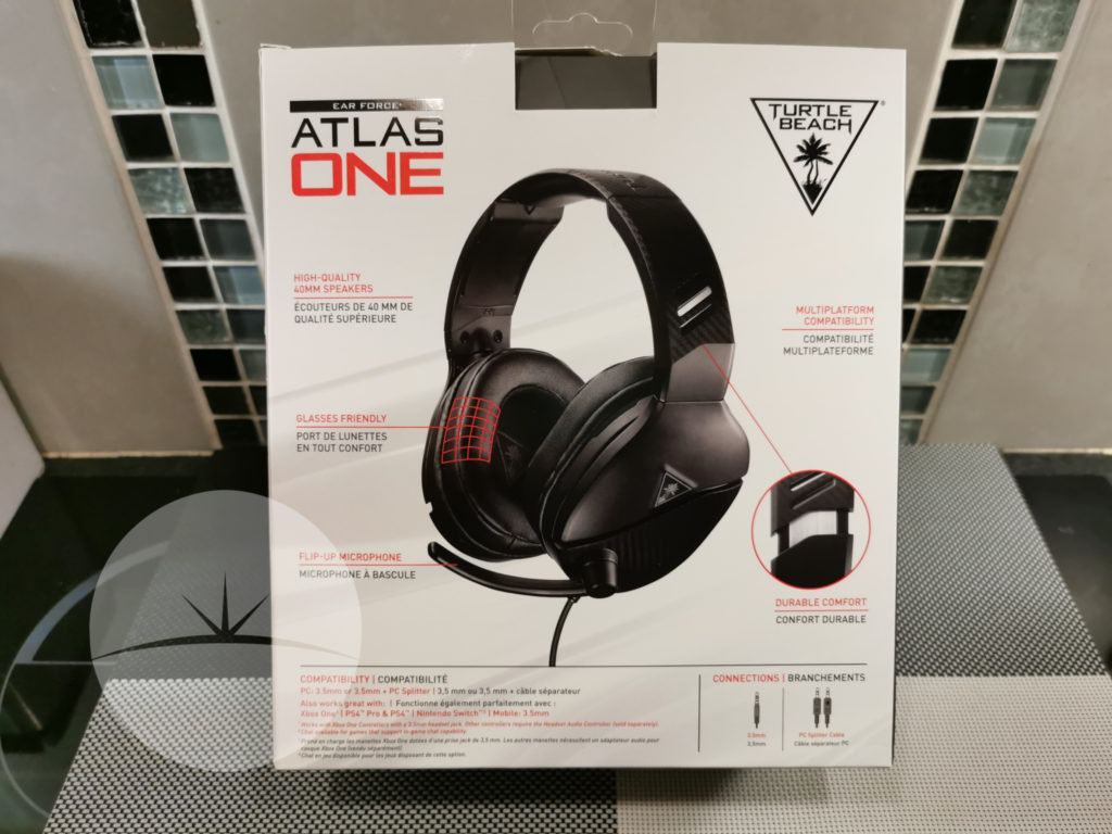 turtle beach atlas one box rear