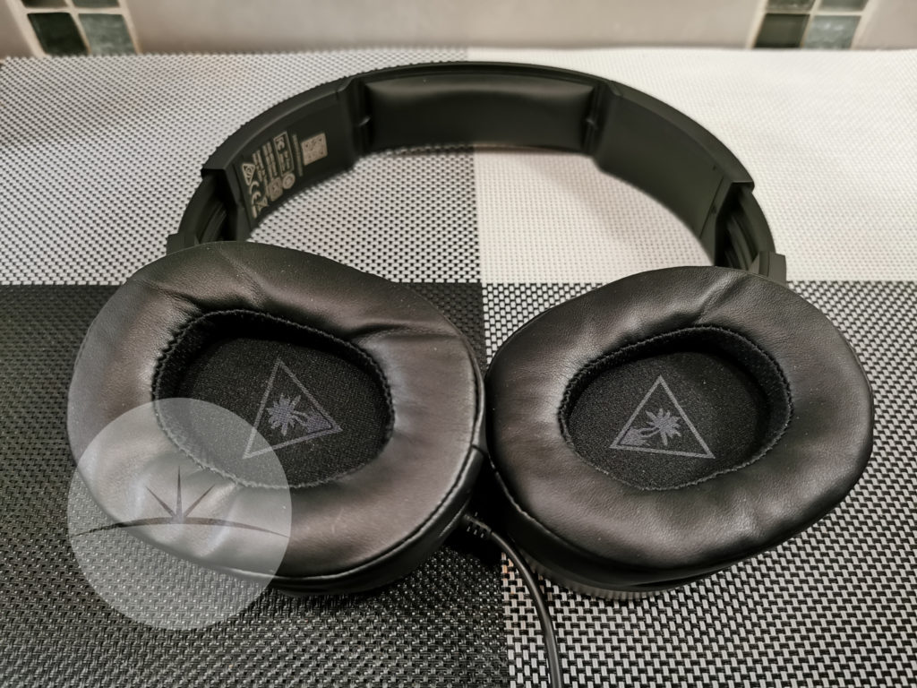 soft pads turtle beach atlas one