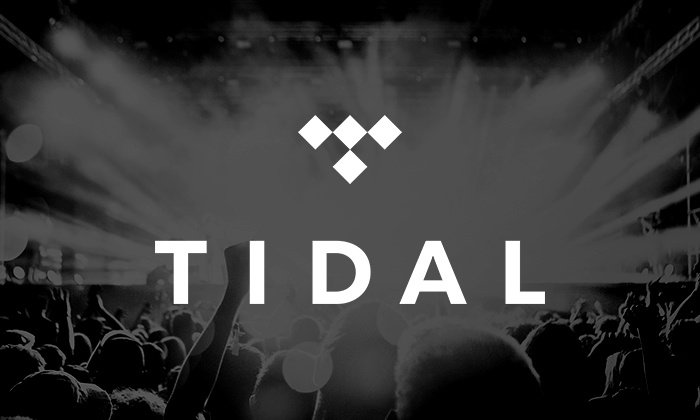 "TIDAL Launches ""My Video Mix"" For Curated Visual Playlists tidal logo"