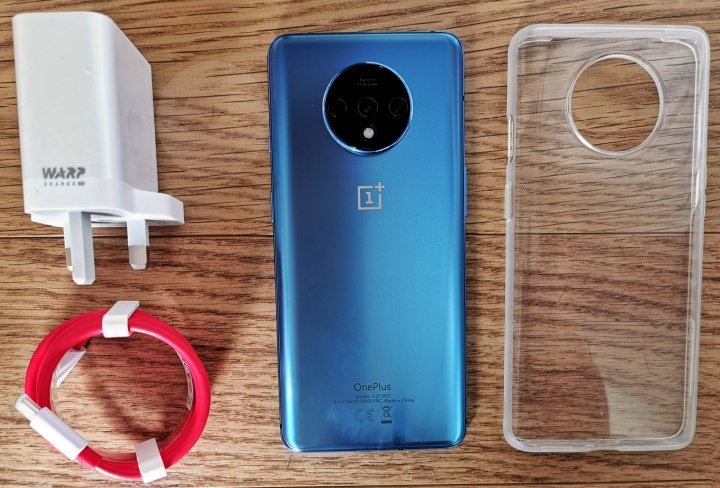 OnePlus 7T - Contents