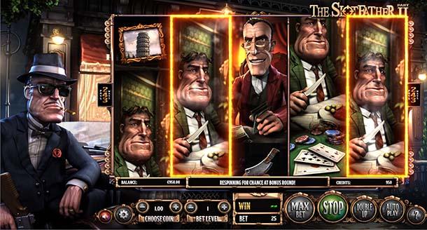 The Slotfather Part II Pokie
