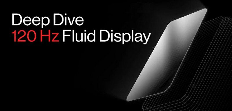 OnePlus Announces its Latest 120 Hz Fluid Display featured