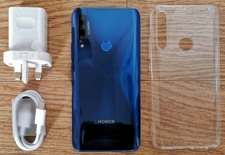 Honor 9X - Contents