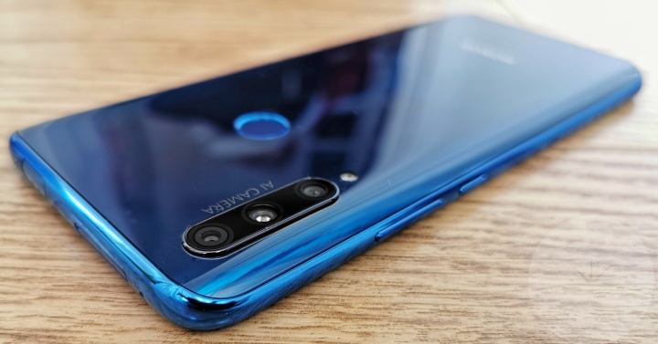 Honor 9X - Top Back