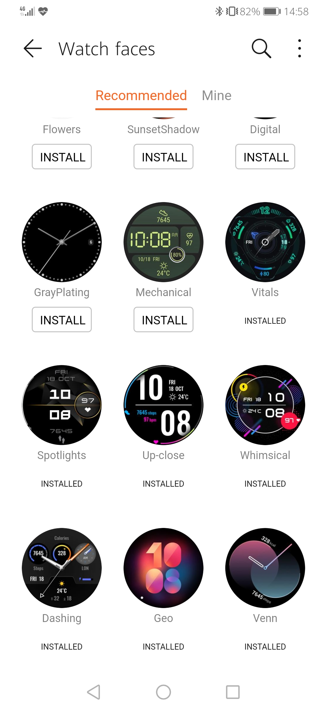 watch faces honor magicwatch 2 review