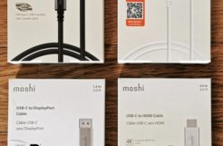 Moshi 4K HDR Premium Video Cable Boxes
