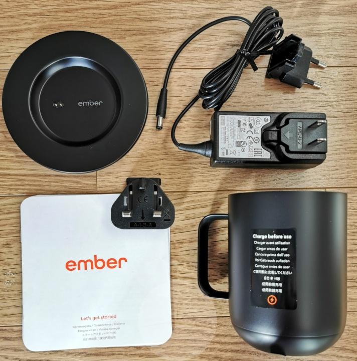 Ember Mug² - Contents
