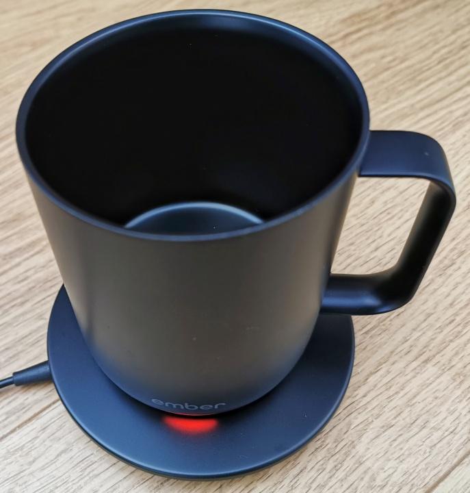 Ember Mug² - Charging