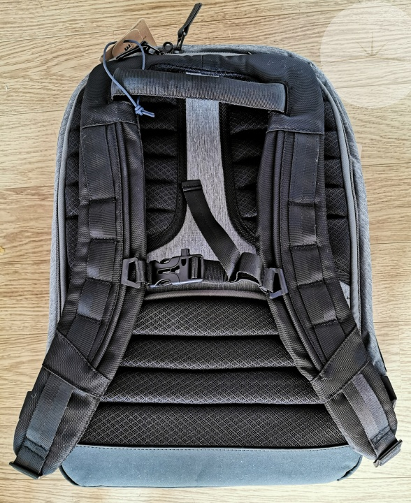 Targus CityLite Security Backpack - Back
