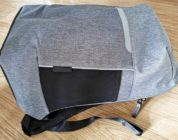 Targus CityLite Security Backpack - Side