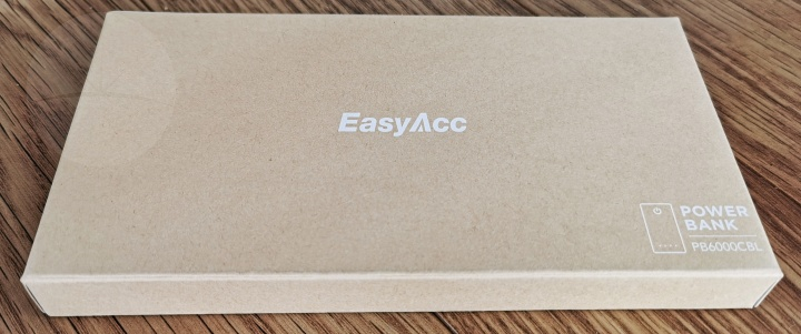 EasyAcc PB6000CBL - Box