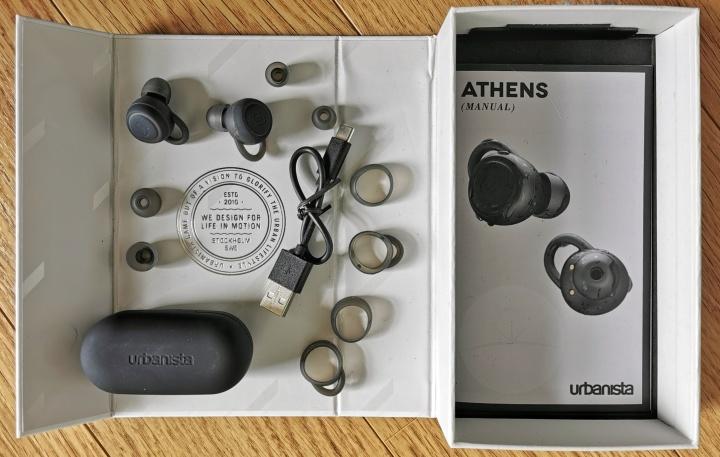 Urbanista Athens - Contents