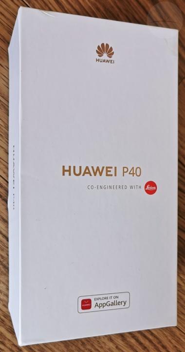 Huawei P40 - Box