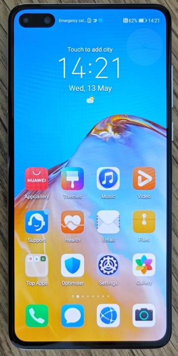 Huawei P40 - Screen