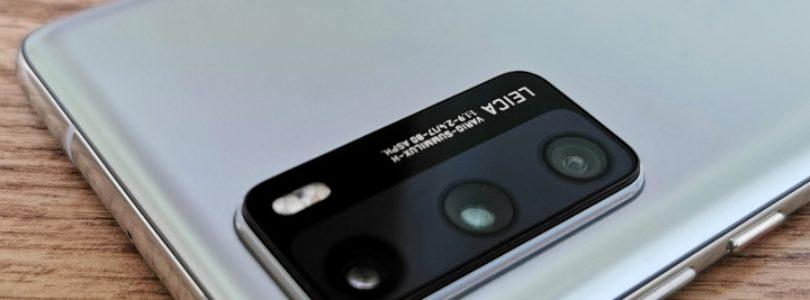 Huawei P40 - Upper Back
