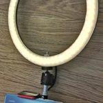 Icetek LED Ring Light
