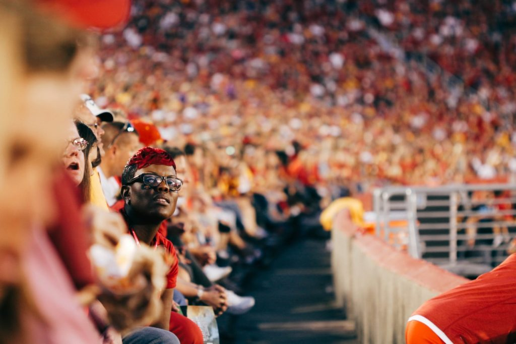 fans 5G Offers Major Boost to Sports Betting
