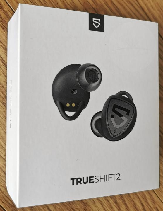 Soundpeats TrueShift2 - Box