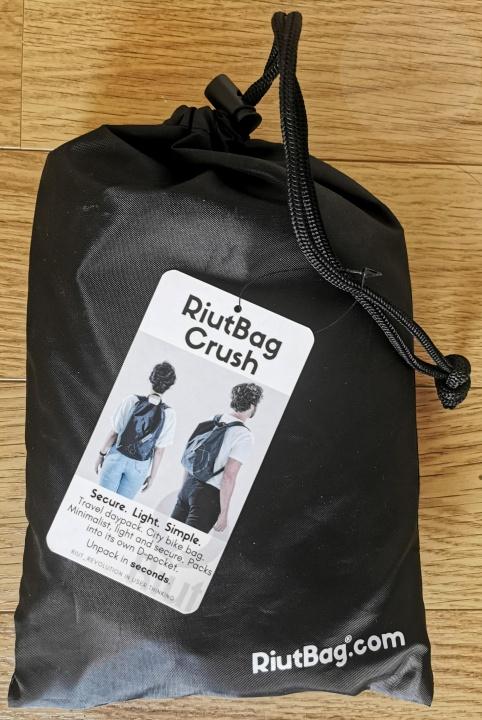 RiutBag Crush - Pouch