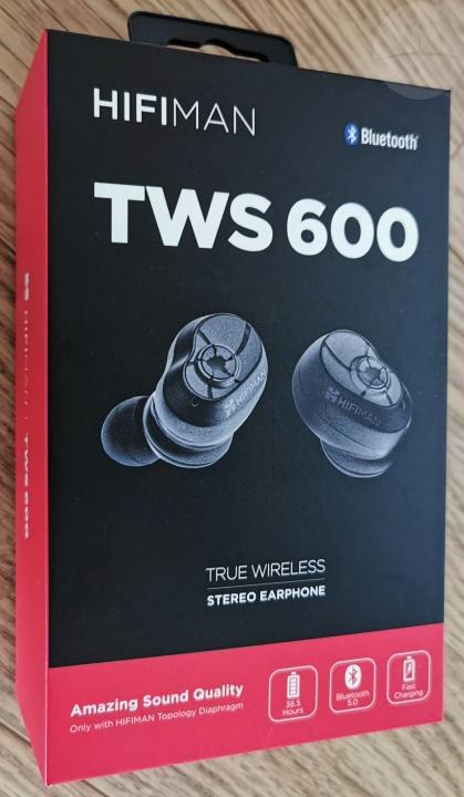 HIFIMAN TWS600 - Box