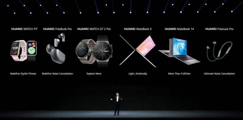 Huawei Announces 6 New Products. Here's Whats New.. launch
