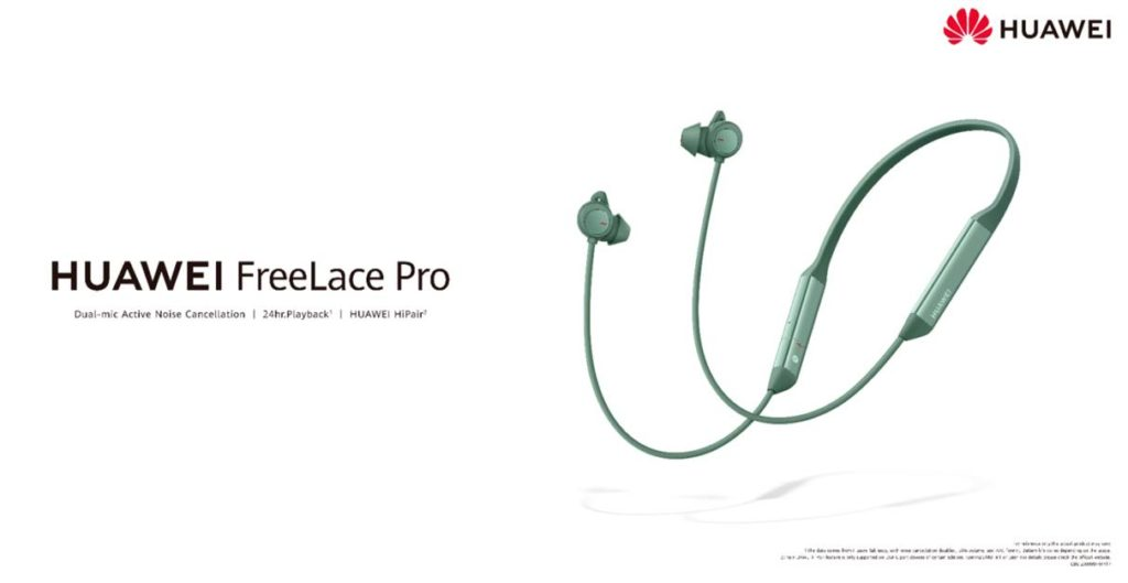 Huawei Announces 6 New Products. Here's Whats New.. freelace pro