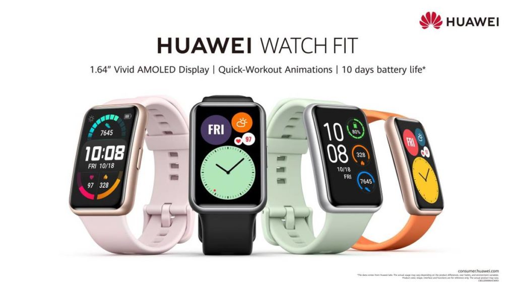 Huawei Announces 6 New Products. Here's Whats New.. watch fit