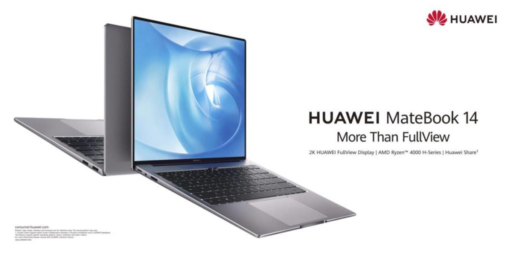 Huawei Announces 6 New Products. Here's Whats New.. matebook 14