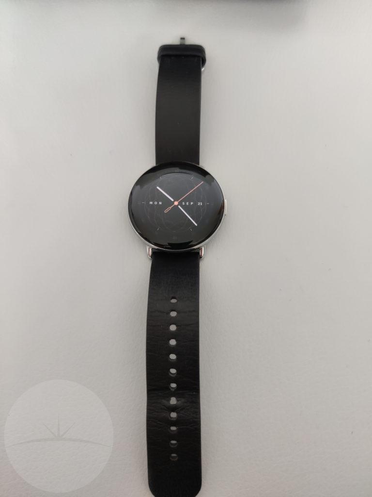Smartwatch Review - Zepp E full