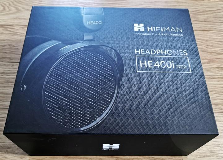 Hifiman HE400i 2020 - Box