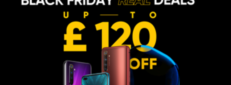 realme launches the best value 5G smartphone in the UK + Black Friday deals