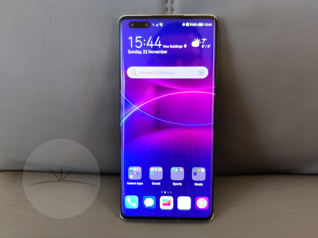 Smartphone Review: Huawei Mate 40 Pro #1