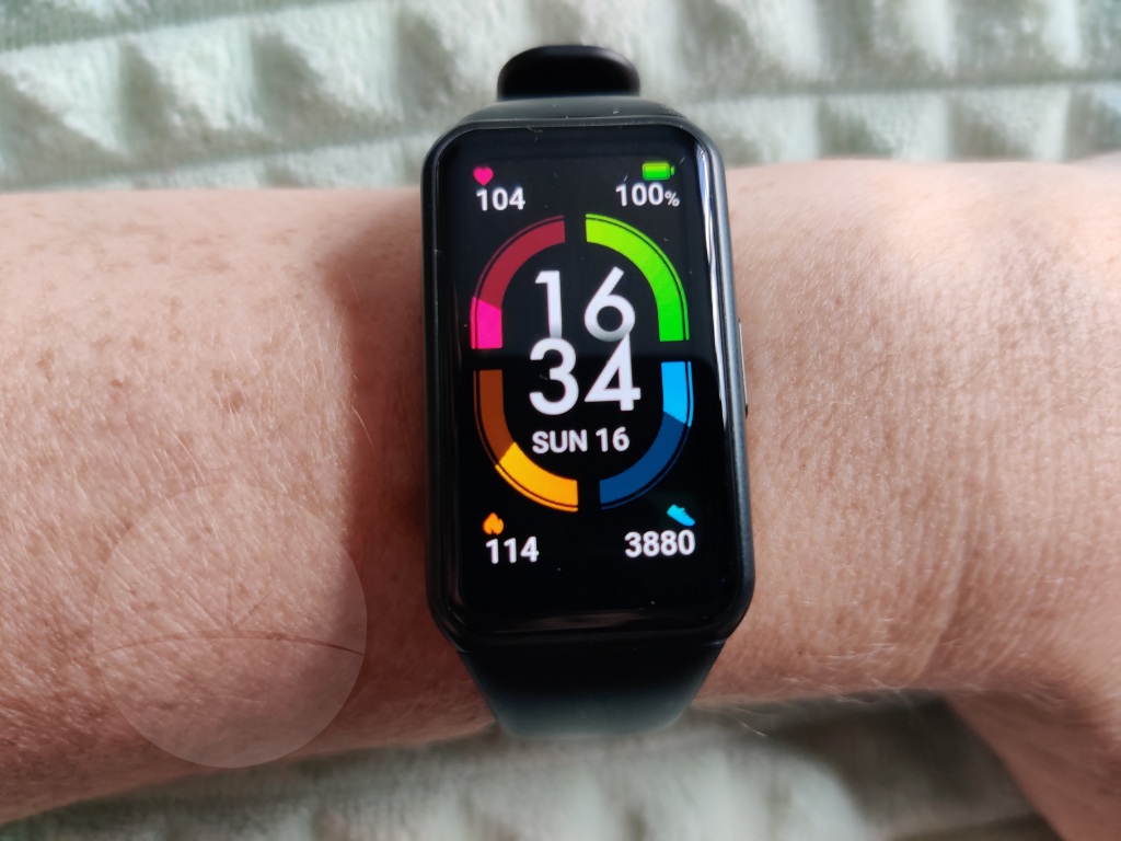 #1 band 6 review