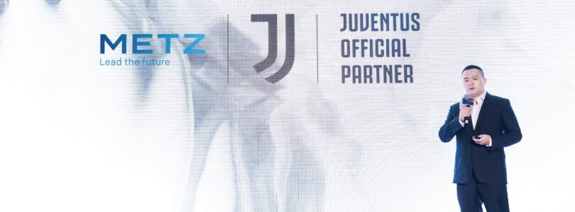 METZ blue Announces Brand Partnership with World-leading Football Club Juventus featured