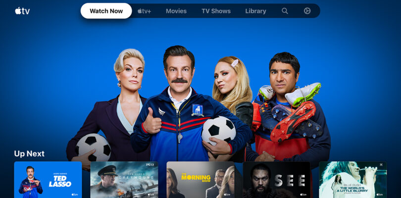 Apple TV Now Streaming on SHIELD featured