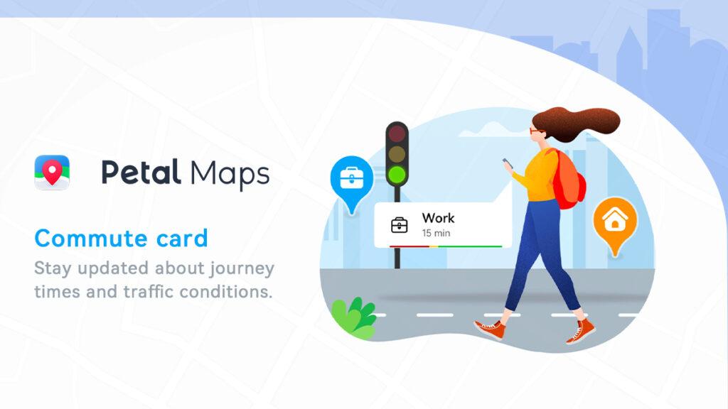 petal maps commute
